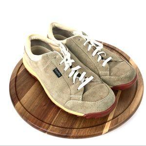 Simple Sugar Womens sz 8 Suede Sneakers